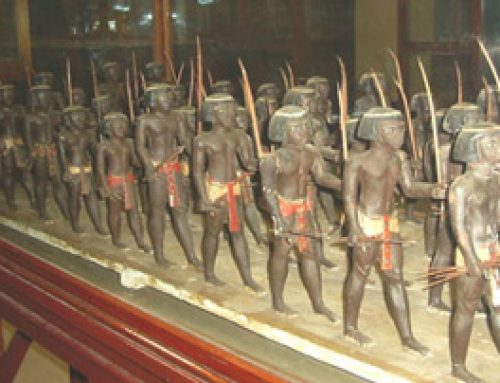 Early African warfare – mercenaries and catapults