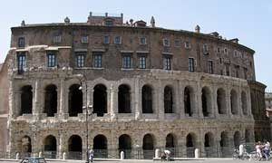 Theater of Marcellus, Rome