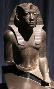 Amenemhet III, Egyptian pharaoh (like an Egyptian king)