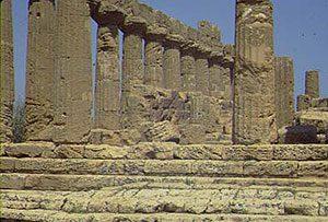 Temple of Hera - Agrigento, Sicily (ca. 450 BC)