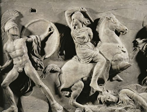 Who were the Scythians? Central Asian history