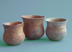 Bell beakers - clay pots
