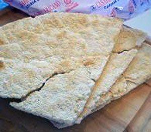 Yuca bread or cassava bread