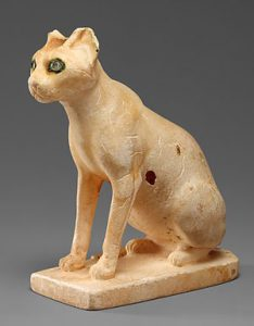 Cat from Old Kingdom Egypt