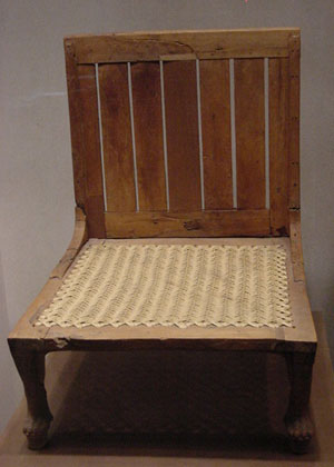 Egyptian Furniture Straw Mats And Baskets Quatr Us
