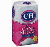bag of C&H cane sugar