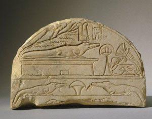 Crocodiles from the New Kingdom: Egyptian animals