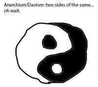 A yin-yang