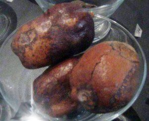 Doum palm fruits - Ancient Egyptian food