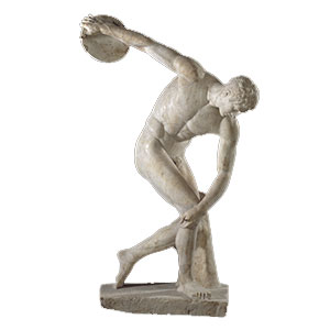 The Discus-Thrower (ca. 450 BC)