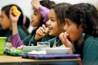 digestion - kids eating food
