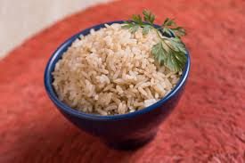 A bowl of brown rice: Rice history