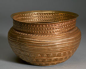 Eberswalde bowl (Central Europe, ca. 900 BC, now in Russia)
