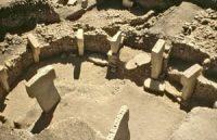 Building at Gobekli Tepe (ca. 9000 BC)