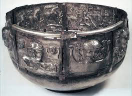 Gundestrup Cauldron (Central Europe, ca. 100 BC)