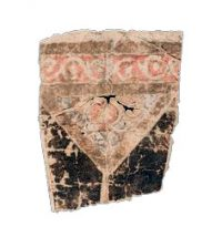 Playing card from Mamluk Egypt, ca. 1300 AD