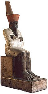 Mentuhotep II, Pharaoh of the Middle Kingdom