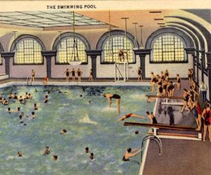 Public swimming pool (1937 AD)