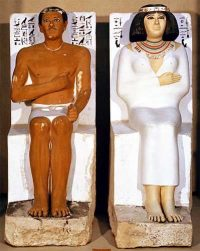 Rahotep and Nefret