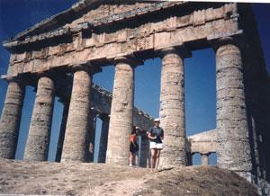 Temple at Segesta