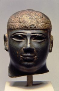 Egyptian pharaoh Shabaka, from Southern Egypt