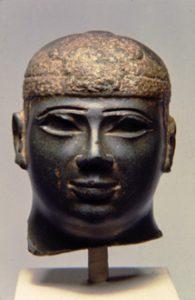 Egyptian pharaoh Shabaka, from Southern Egypt