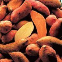 More sweet potatoes