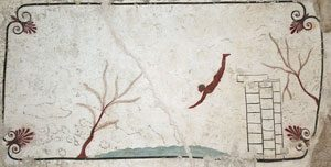Tomb of the Diver (Paestum, ca. 470 BC)