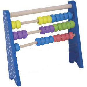 An abacus