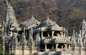 Adinath Jain temple to a Tirthankar(Rajasthan, western India,1400s AD)