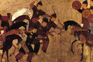 Battle of Ain Jalut: Mamluks defeat the Mongols