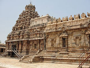 Airavetesavara temple to Shiva in southern India (1100s AD)