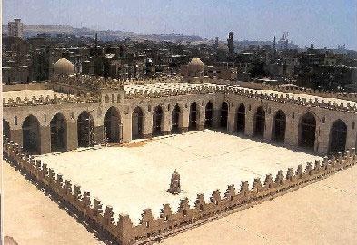Al-Hakim mosque (Cairo, 990-1013AD)