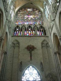 Amiens nave