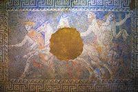 Hades kidnaps Persephone (Amphipolis, 300s BC)
