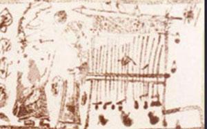 Athena weaving her cloth (same pot)