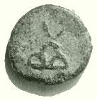 Coin of Ashoka