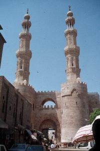 Bab Zuweila (Cairo, 1092 AD)