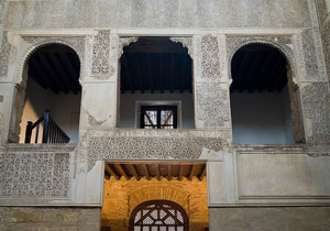 Cordoba synagogue (1315 AD, rebuilt from Maimonides' time)