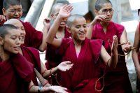Modern Buddhist nuns in northern India