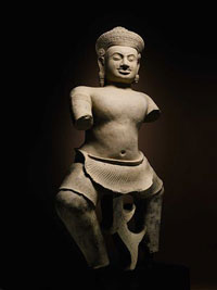 Duryodhana (Cambodia, ca. 900s AD)