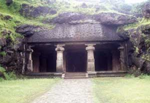Elephanta, Mumbai (ca.600 AD)