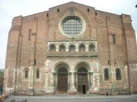 Church of St. Sernin, Toulouse, France