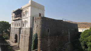 Fort Jadhavgadh, ca. 1710 AD