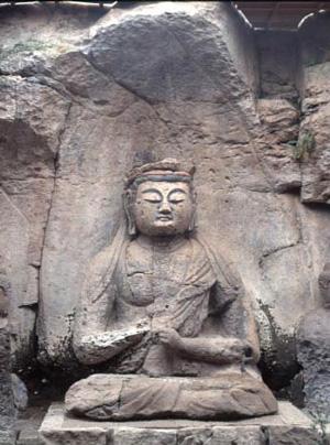 Furuzono Buddha (ca. 1300 AD)