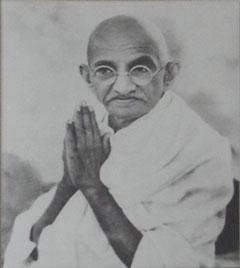 Gandhi as a Hindu