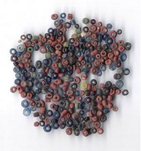 Beads from Arikamedu