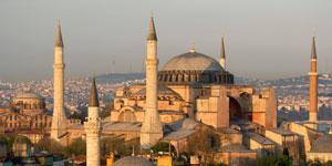 Hagia Sophia, Istanbul (500s AD)
