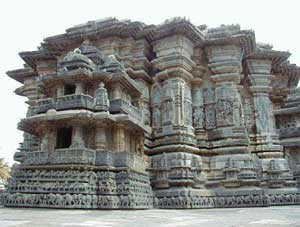 Halebid temple, south India (about 1100 AD)