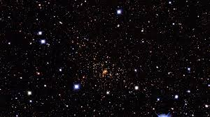 An infinite distance: stars in the sky